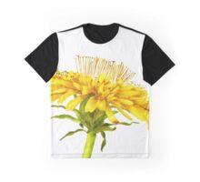 Flower dandelion large Graphic T-Shirt