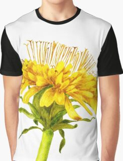 Flower dandelion large Graphic T-Shirt