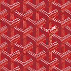 Goyard Red by robinsoncrusoe9