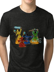 Magicka, team of wizards Tri-blend T-Shirt
