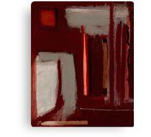 Pastel Painting 8 Canvas Print