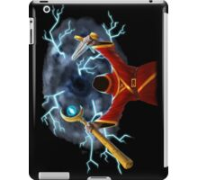 Magicka, Wizard with storm spell iPad Case/Skin