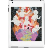 The Starmen go in search of The Mothers iPad Case/Skin