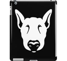 Bull Terrier Head Graphic  iPad Case/Skin