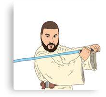 Jedi Khaled Canvas Print