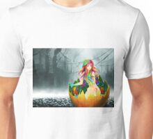 wallpaper girl Unisex T-Shirt
