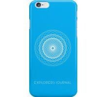 Explorers journal alternate cover iPhone Case/Skin