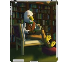A Library Room iPad Case/Skin
