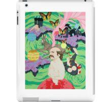 The Terrible Dream of Sancho Panza iPad Case/Skin