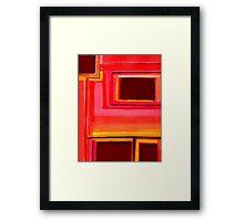 Pastel Painting 12 Framed Print