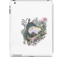 Art Totoro iPad Case/Skin