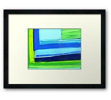 Pastel Painting 14 Framed Print