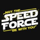May The Speed Force Be With You by fenixlaw