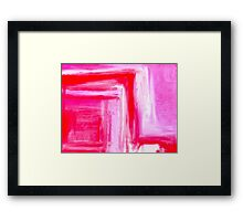 Pastel Painting 15 Framed Print