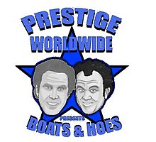 Prestige worldwide presents boats & hoes Photographic Print