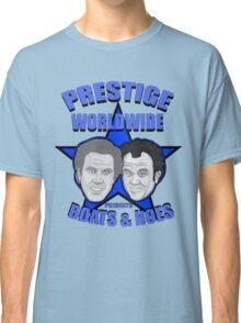 Prestige worldwide presents boats & hoes Classic T-Shirt