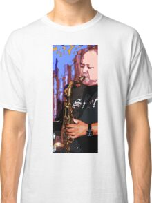 Great Ray on the Horn Classic T-Shirt