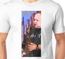 Great Ray on the Horn Unisex T-Shirt