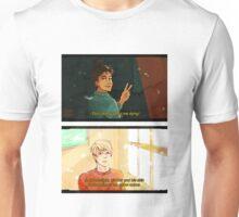 Radio Silence Screencaps Unisex T-Shirt
