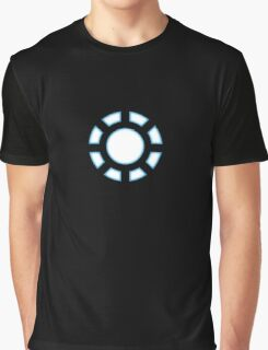Arc Reactor Graphic T-Shirt