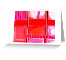 Pastel Painting 17 Greeting Card