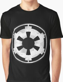 Galactic Empire Emblem Graphic T-Shirt