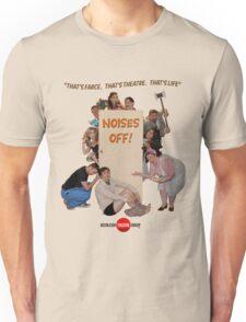 BTG Noises Off cast shirt Unisex T-Shirt