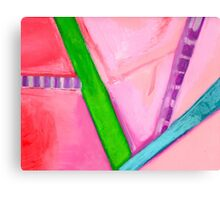 Pastel Painting 18 Canvas Print