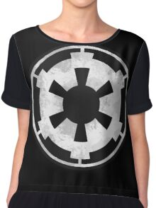Galactic Empire Emblem Chiffon Top