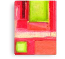 Pastel Painting 19 Canvas Print
