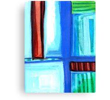 Pastel Painting 20 Canvas Print
