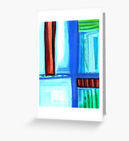 Pastel Painting 20 Greeting Card