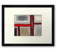 Pastel Painting 21 Framed Print