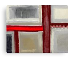 Pastel Painting 21 Canvas Print