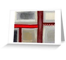 Pastel Painting 21 Greeting Card
