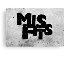 Misfits tv show Canvas Print