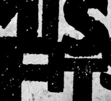 Misfits tv show Sticker