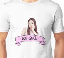 Jung Yerin - GFriend Unisex T-Shirt