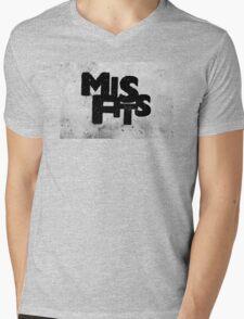 Misfits tv show Mens V-Neck T-Shirt