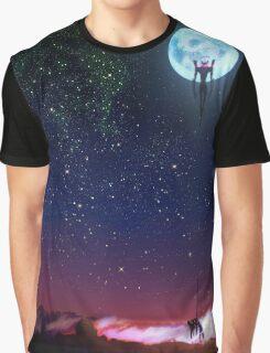 Near Third Impact Graphic T-Shirt