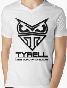 Blade Runner - Tyrell Corporation Logo Mens V-Neck T-Shirt