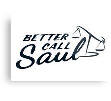 Better Call Saul TV show Metal Print