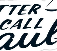 Better Call Saul TV show Sticker