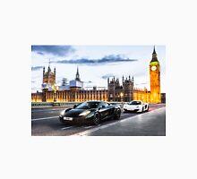 McLaren MP4-12C at London Big Ben  Unisex T-Shirt