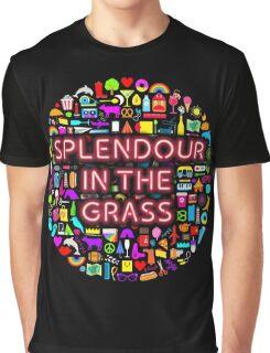Splendor In The Grass 2016 Graphic T-Shirt