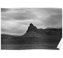 Canyonlands NP I BW Poster