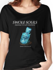 Swole Souls - Prepare to Lift Women's Relaxed Fit T-Shirt