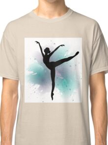 Watercolour Dancer Classic T-Shirt