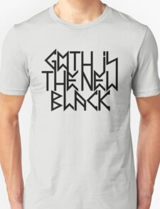 Gothic is the new black No.2 (black) Unisex T-Shirt