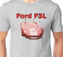 Ford F3L 1968 Sports Racing Prototype Unisex T-Shirt
